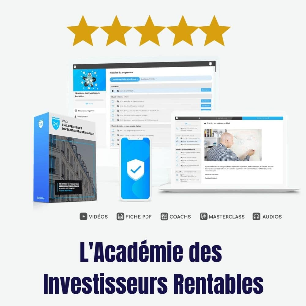 académie investisseurs rentables avis